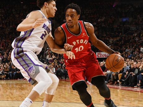 Photo Gallery: Raptors vs. Kings 12/17/17