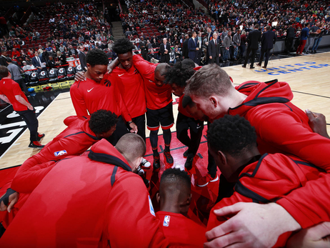 Photo Gallery: Raptors @ Bulls 01/03/18