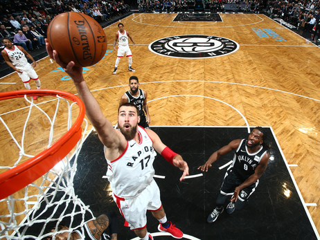 Photo Gallery: Raptors @ Nets 03/13/18