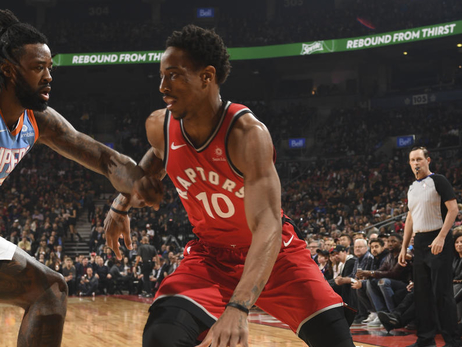 Photo Gallery: Raptors vs. Clippers 03/25/18