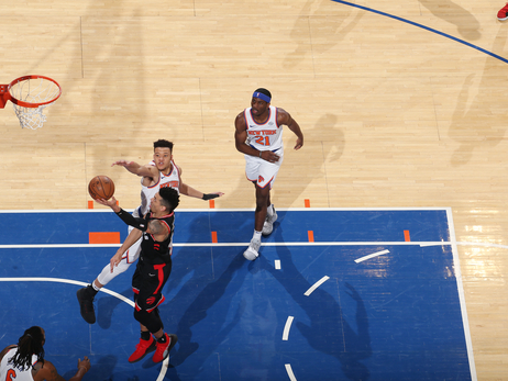 Game Preview: Raptors vs Knicks