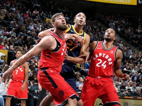 Game Preview: Raptors vs Jazz