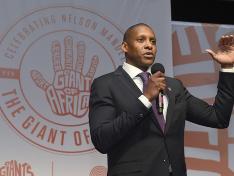 Ujiri, Raptors To Celebrate The Life Of Nelson Mandela At 2nd Annual All-Star Benefit Event