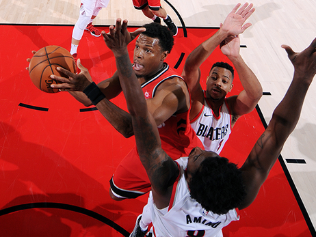 Game Preview: Raptors at Trail Blazers