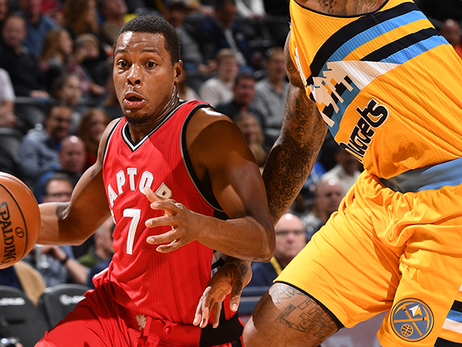 Game Preview: Raptors at Nuggets