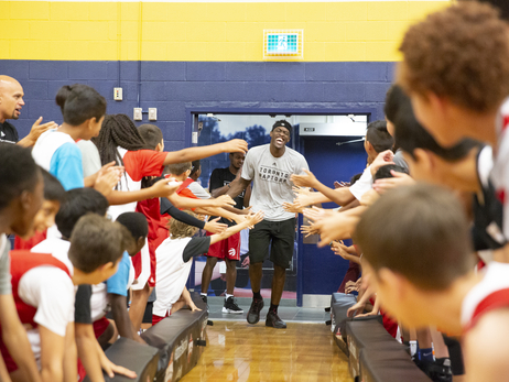 Photo Gallery: 2018 Basketball Academy