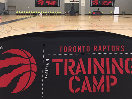 Raptors Announce 2019 Preseason Schedule