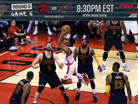 Game 6 Preview: Raptors vs. Cavaliers