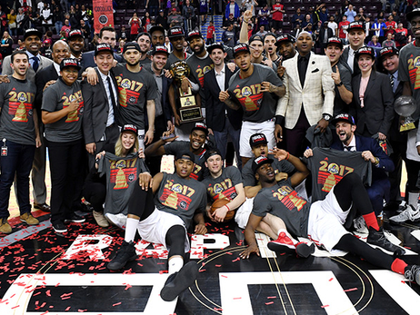 Raptors 905 To Celebrate NBA D-League Championship in Mississauga