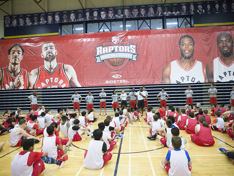 Photo Gallery: Raptors Basketball Academy