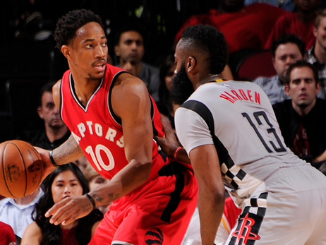 Game Preview: Raptors at Rockets