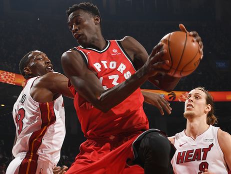 Game Preview: Raptors vs. Heat