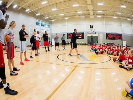 Photo Gallery: Raptors Training Camp