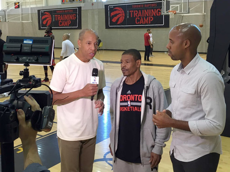 Raptors Training Camp