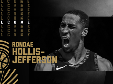 Raptors Sign Rondae Hollis-Jefferson