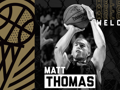 Raptors Sign Matt Thomas