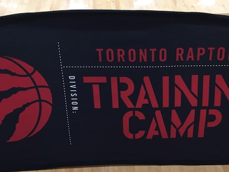 Raptors To Hold Training Camp In Victoria