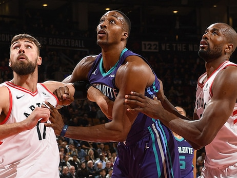 Game Preview: Raptors vs. Hornets
