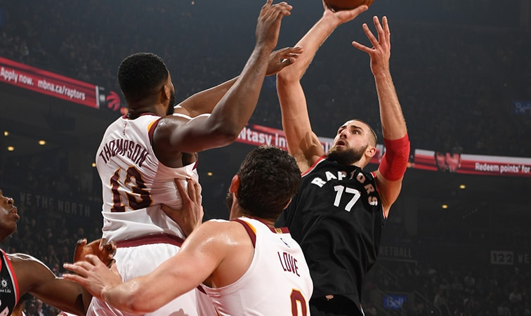 2018 Playoffs: Game 1 Preview - Raptors vs. Cavaliers
