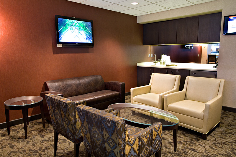 Club Level Suites