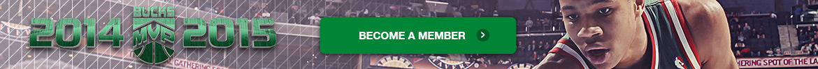 Become a Bucks MVP Member