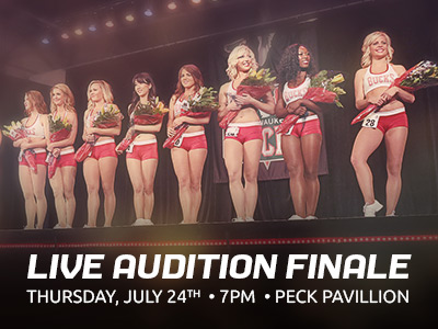 Live Audition Finale