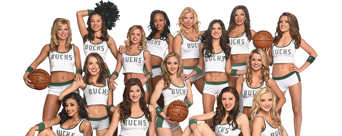 2013-14 Milwaukee Bucks Dancers