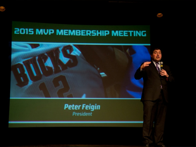 2015 MVP Membership Meeting