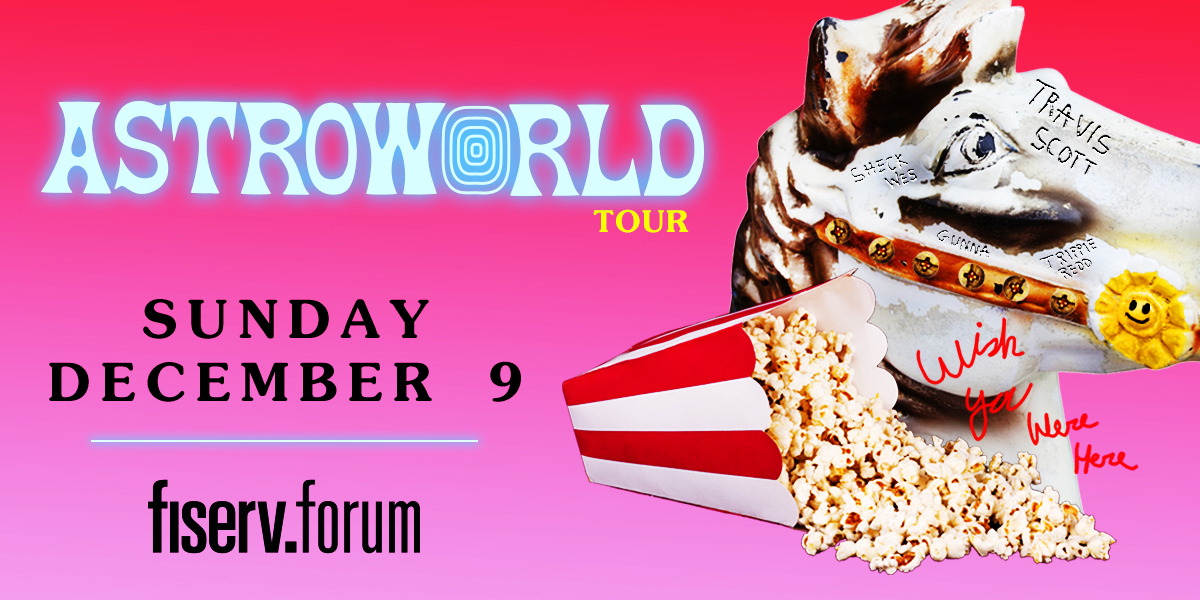 Travis Scott: Astroworld Tour