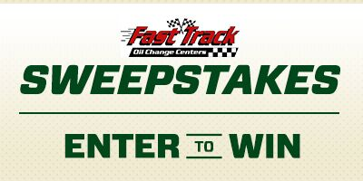 Fast Track Sweepstakes