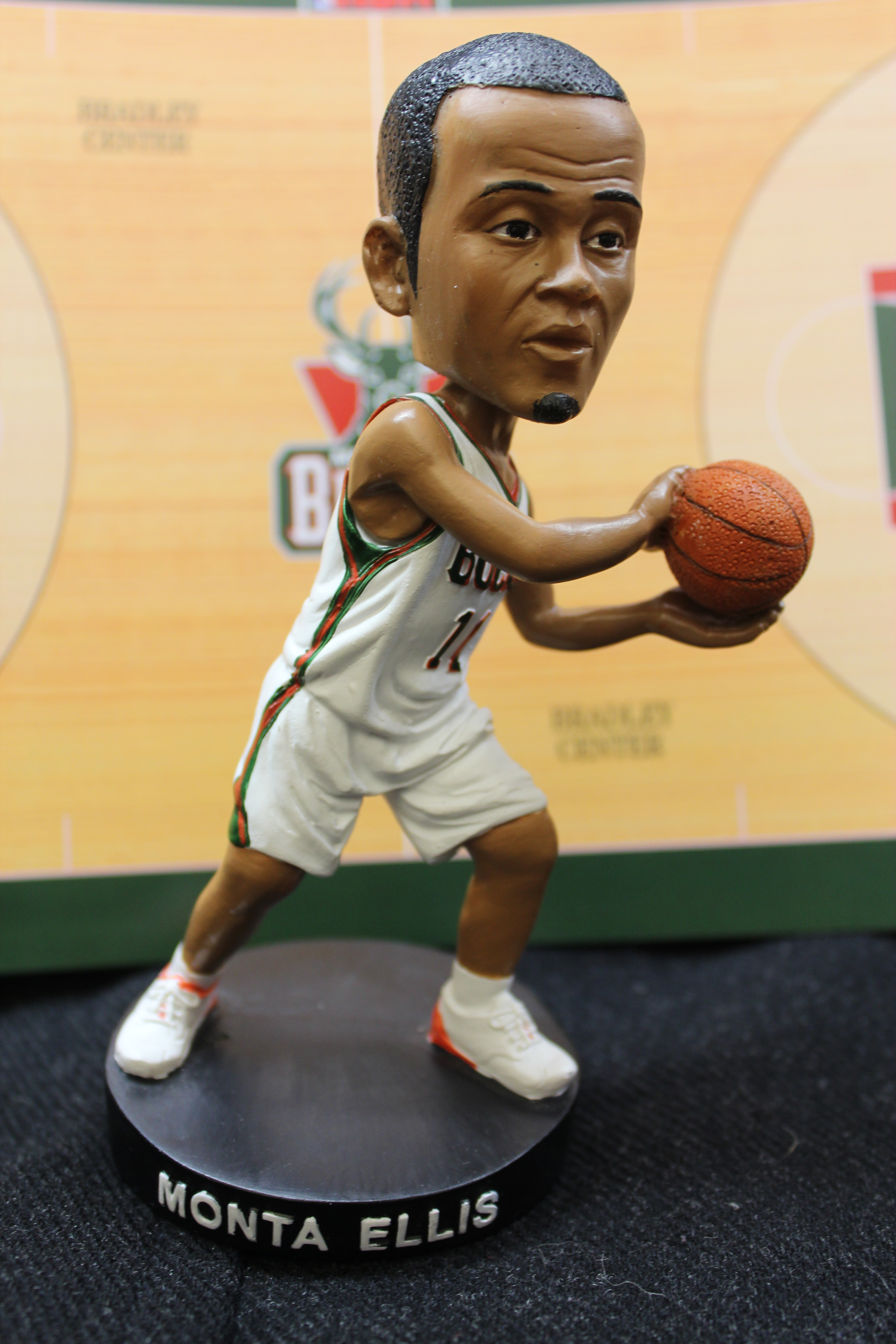 Monta Ellis 12-13 Bobble
