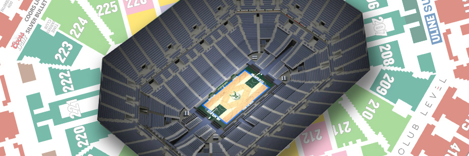 Pricing, Seating and Arena Maps