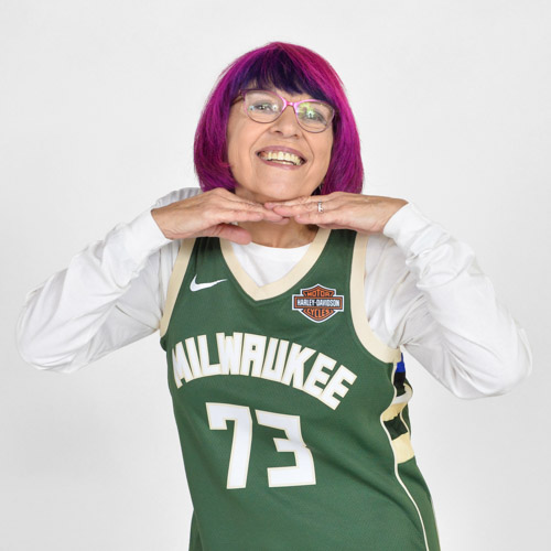 Bucks Grand Dancer: Barb