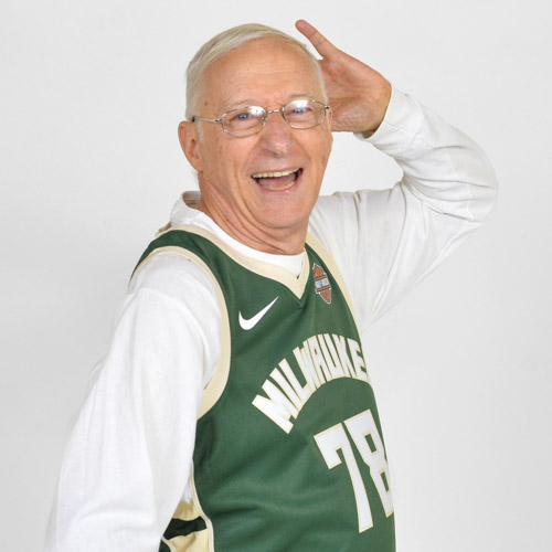 Bucks Grand Dancer: Jerry