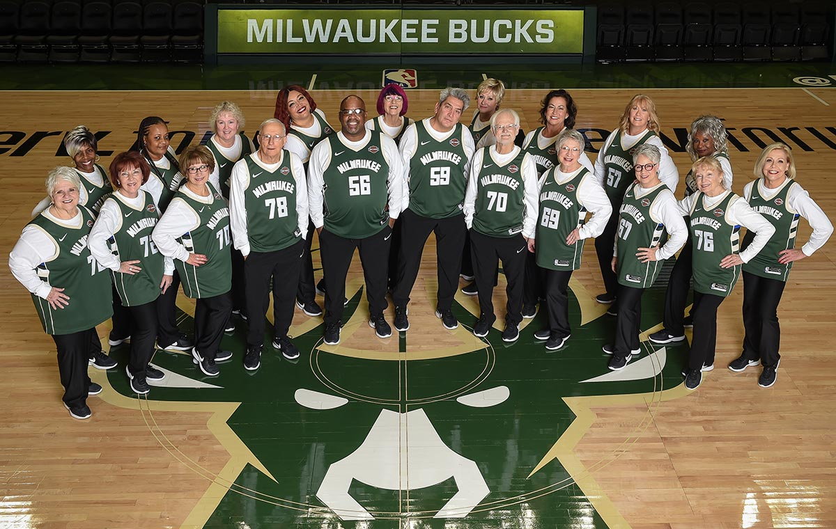 Bucks Grand Dancers Team