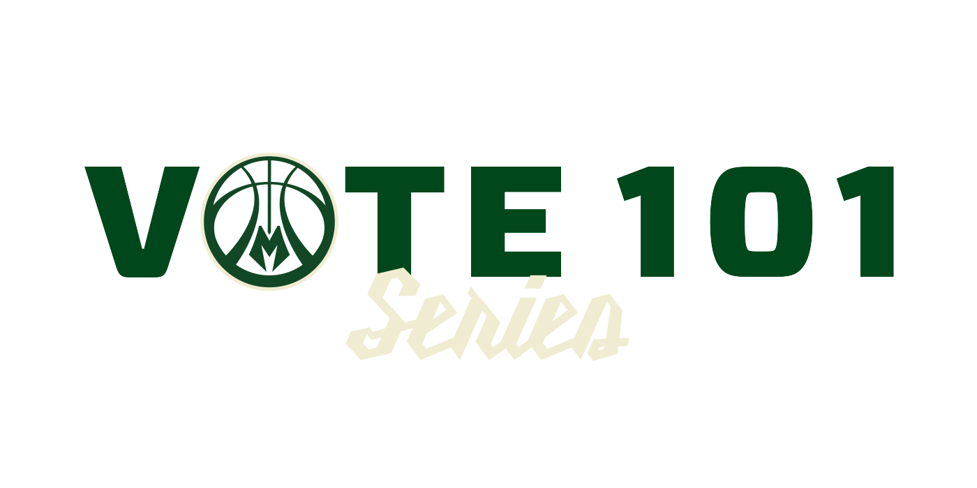 Bucks Vote 101 Logo