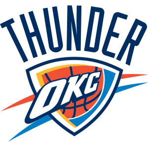 NBA OKC LOGO