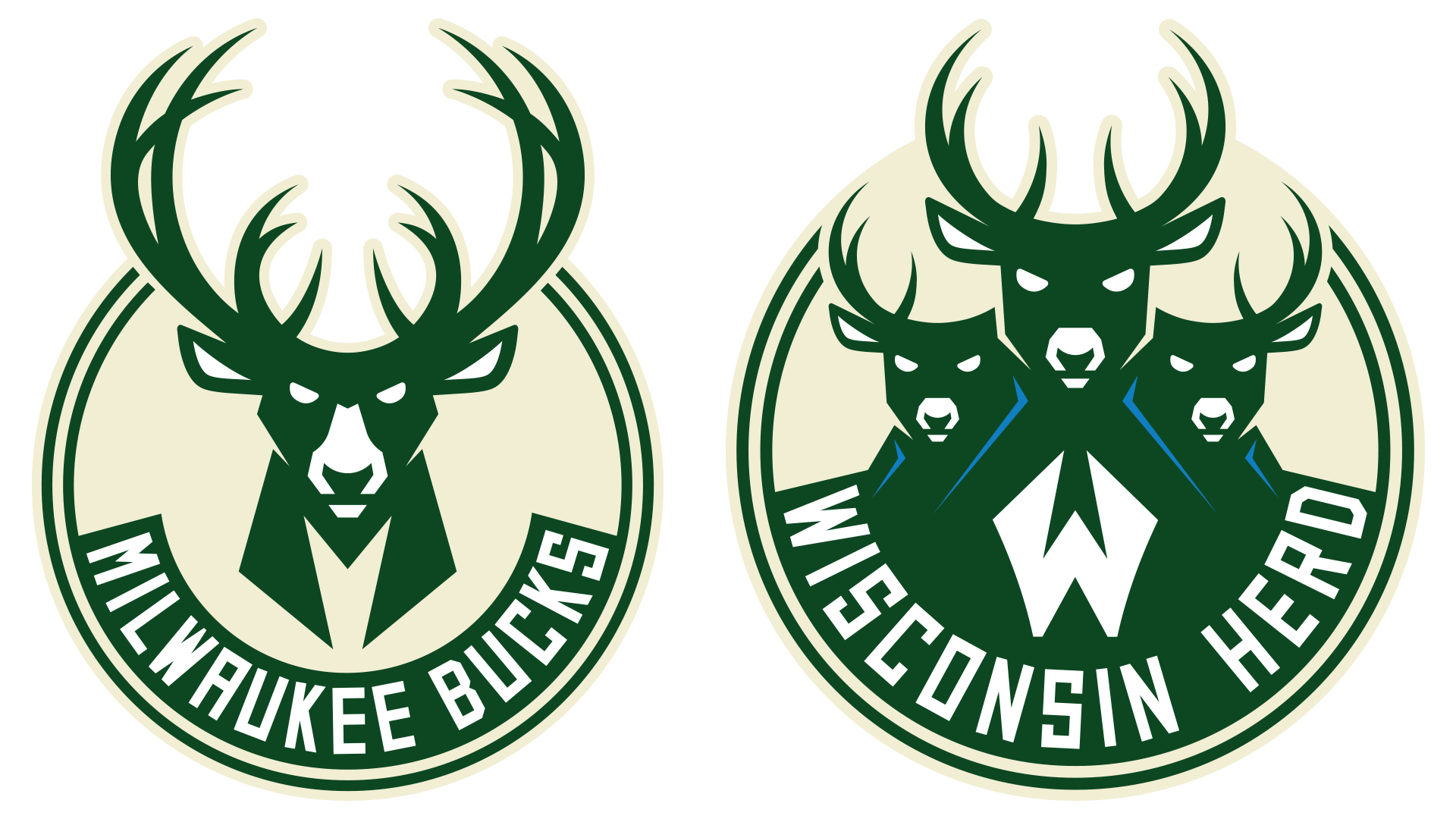 Wisconsin Herd Logo | Milwaukee Bucks