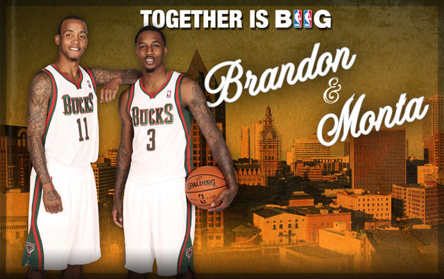 Brandon and Monta star in the NBA's latest BIG ad and our newest promotional offer.
