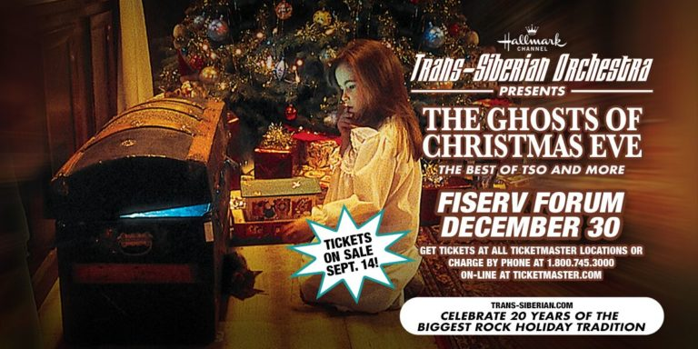 Trans-Siberian Orchestra presents Ghosts of Christmas Eve