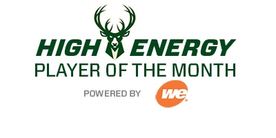 High Energy Player of the Month