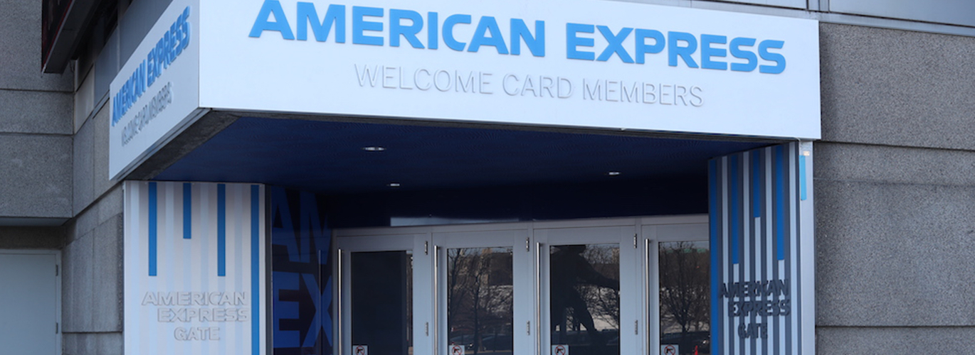 Amex United Center Entrance.