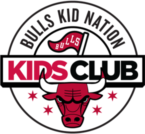 Bulls Kid Nation Kids Club logo