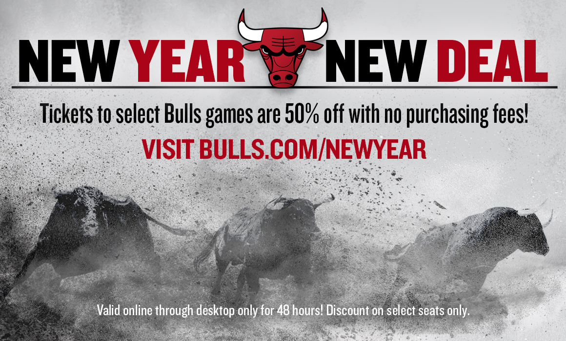 New Year, New Deal | Chicago Bulls