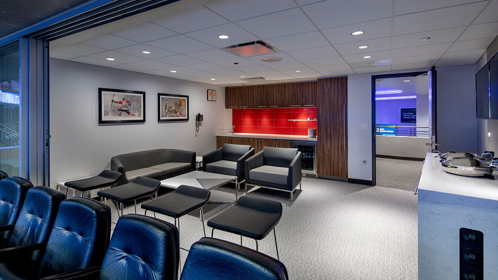 United Center Rental Suites