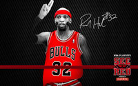 2012 Playoffs: Richard Hamilton Wallpaper