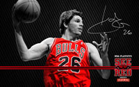 2012 Playoffs: Kyle Korver Wallpaper