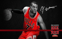 2012 Playoffs: C.J. Watson Wallpaper