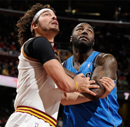 Cavs vs. Mavs