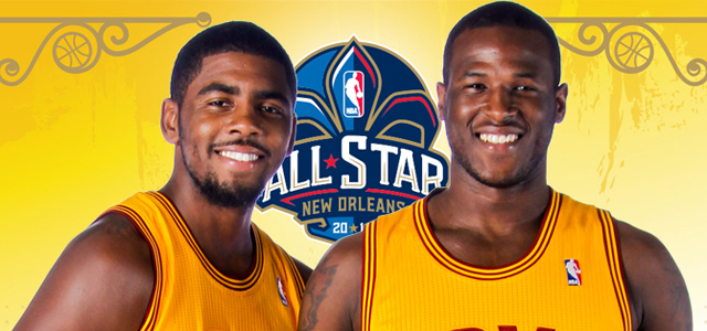 Kyrie Irving, Dion Waiters